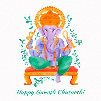 Ganesh chaturthi ereignis
