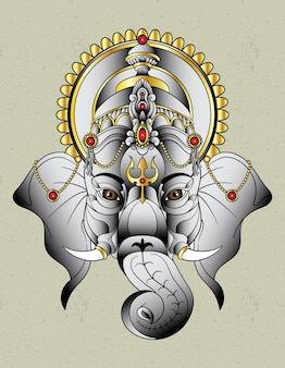 Ganesh gott indu