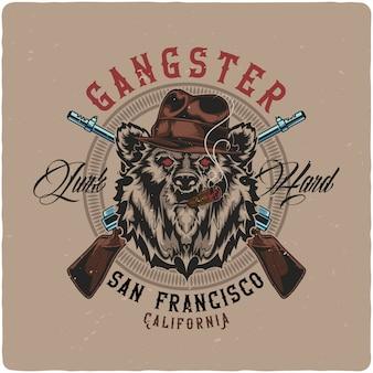 Gangsterbär