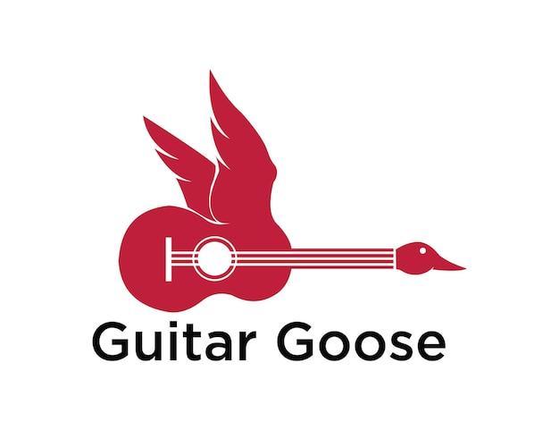 Gans gitarre