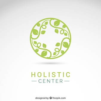 Ganzheitliches zentrum logo