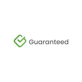 Garantiertes logo