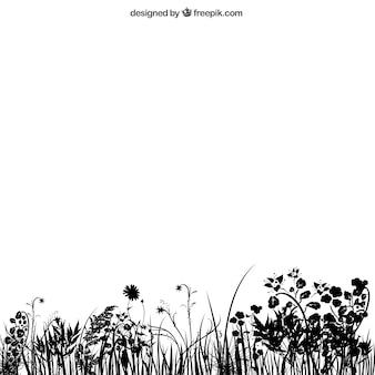 Garden silhouetten
