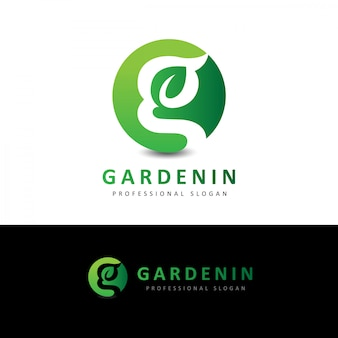 Gardenin g brief logo