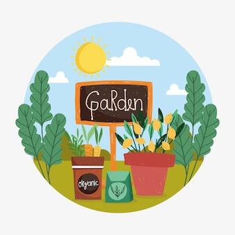 Garten wegweiser essen