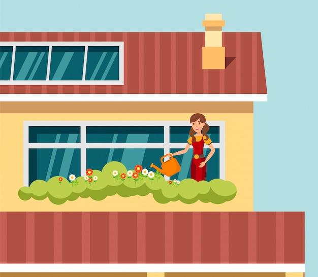Gartenbau-hobby