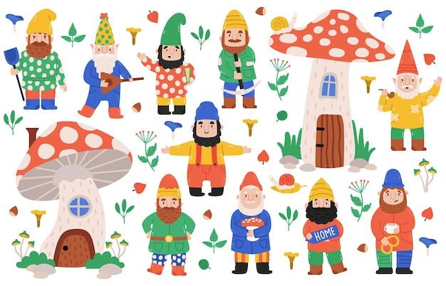 Gartenzwergfiguren