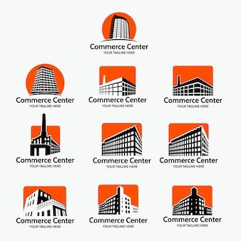 Gebäude-logo