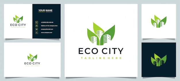 Gebäude logos design