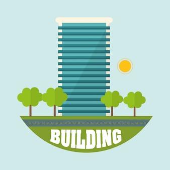 Gebäudedesign