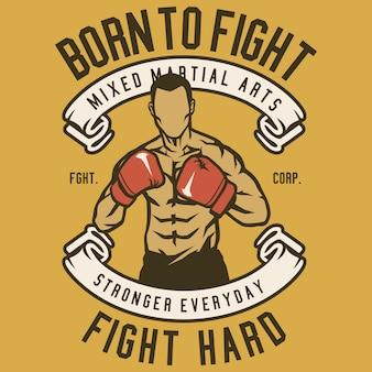 Geboren um zu kämpfen