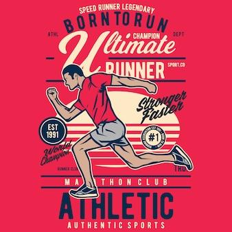 Geboren um zu rennen