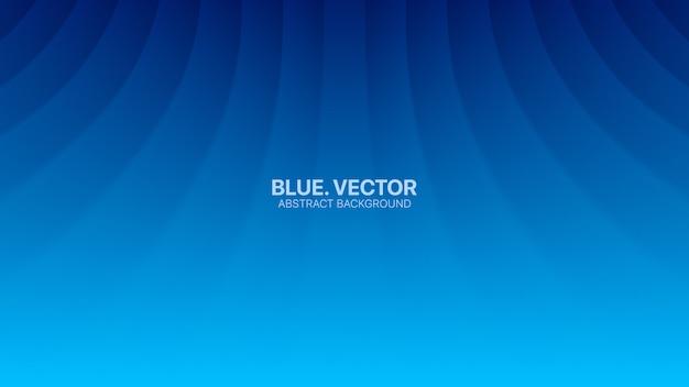 Gebote glatte linien business blue abstract hintergrund