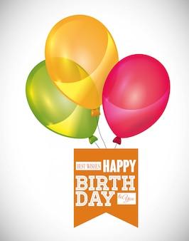 Geburtstag design
