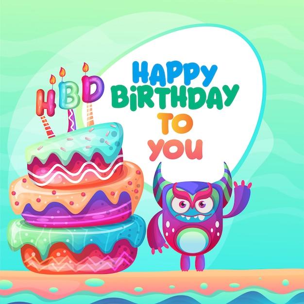 Geburtstagsfeier-einladungskarte