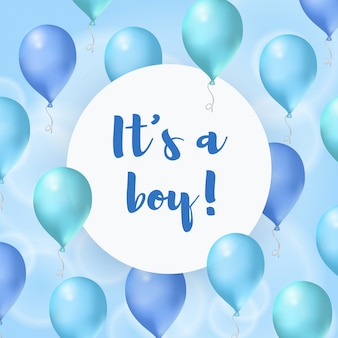 Geburtstagsfeier, überraschungsparty für neugeborene