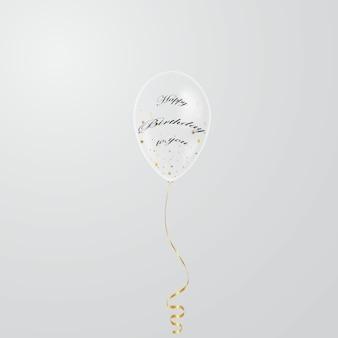 Geburtstagshintergrunddesign vektorillustrationen