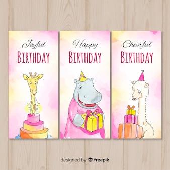 Geburtstagskarten-sammlung