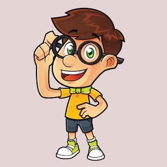 Geek charakter