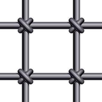 Gefängnis bars illustration