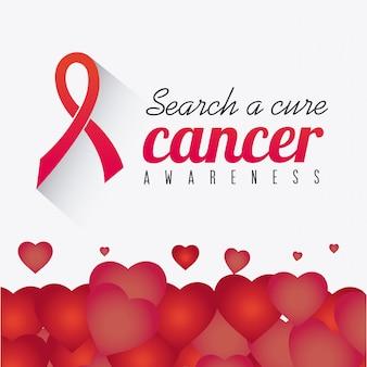 Gegen brustkrebs-kampagne