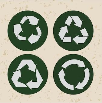 Gehen sie grünes design