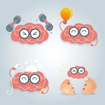 Gehirn aktion