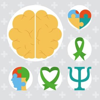 Gehirn und geistige gesundheit