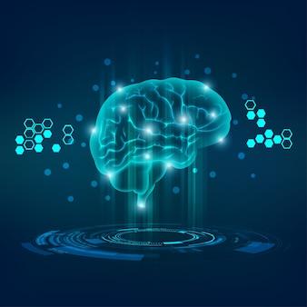 Gehirnanalyse