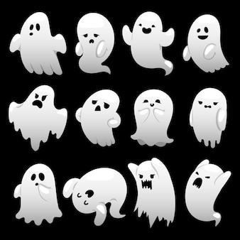 Geistercharaktere.