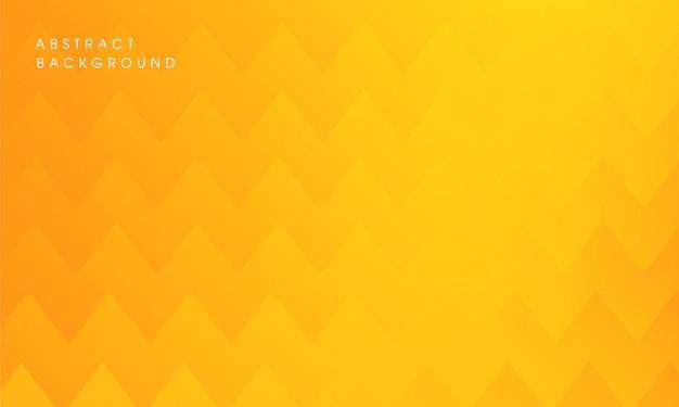 Gelbe geometrische hintergrundauslegung