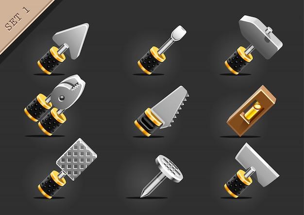 Gelbe instrumente