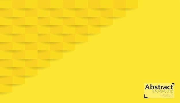 Gelber abstrakter hintergrund mit textur