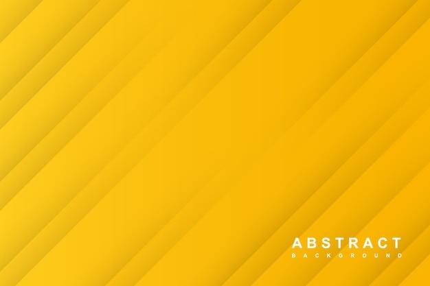 Gelber hintergrund des abstrakten gradienten