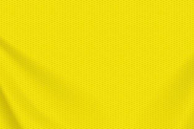 Gelber textilhintergrund
