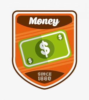 Geld konzept