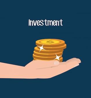 Geld und unternehmensinvestitionen