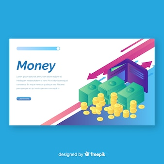 Geld zielseite