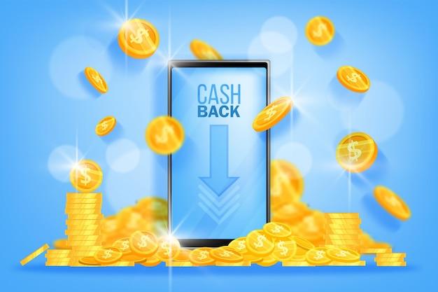 Geld zurück