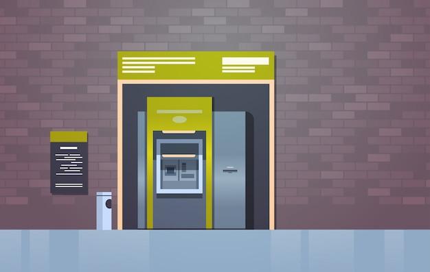 Geldautomat mit geldautomat