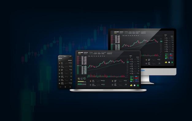 Geldtransfer. globale währung. börse. vektorillustration auf lager.