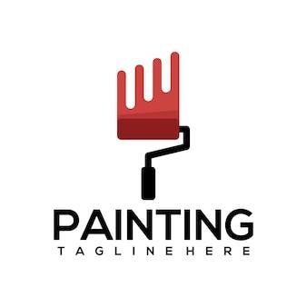 Gemälde logo