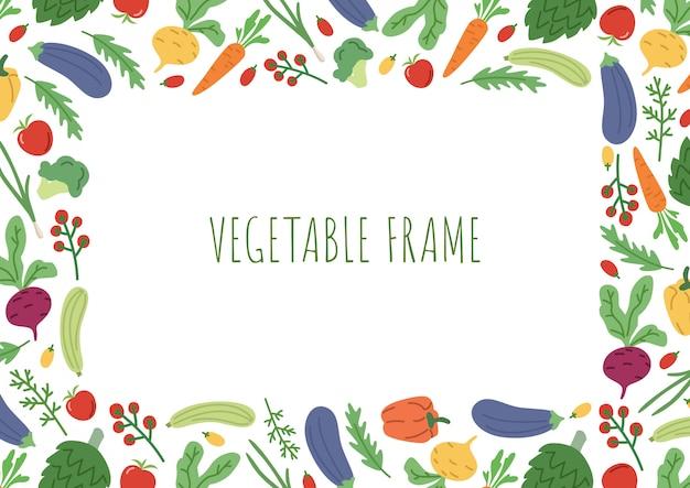 Gemüserahmen