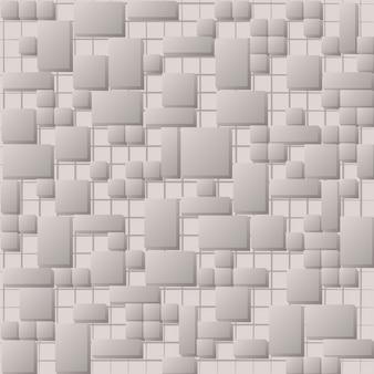 Geometrie-volumen-muster vektor-illustration