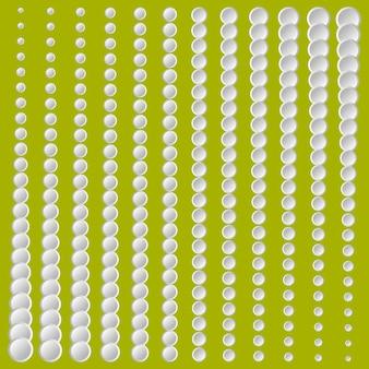 Geometrische abstrakte geometrische form des hintergrundes. vektor-illustration