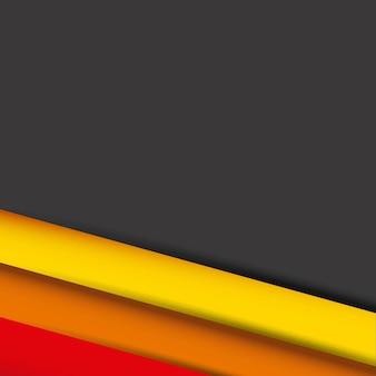 Geometrische figuren malen farben