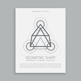 Geometrische linienformen