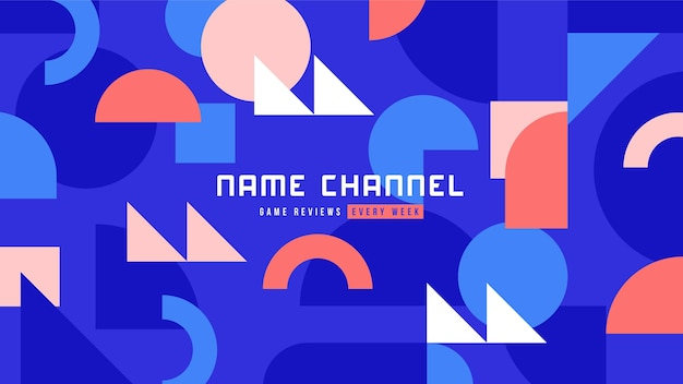 Geometrische spiele youtube-kanal kunst