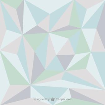 Geometrischen dreieck vektor hintergründe