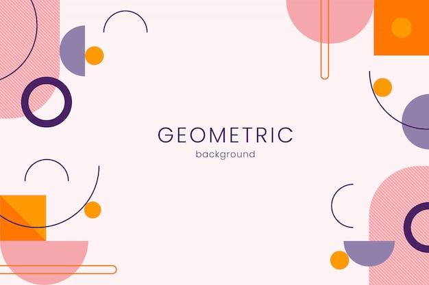 Geometrischen hintergrund